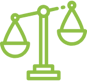 weighted scales icon symbolizing mock trials